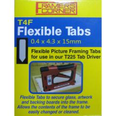 Flexible Tabs 2500 Pack