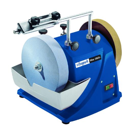 Scheppach Tiger 2000s wet stone sharpener/grinder -8949 0930