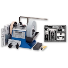 Tormek T4 with HTK-706 hand tool kit