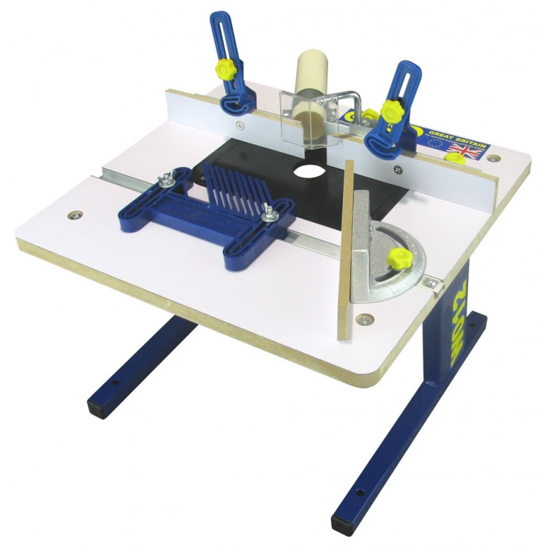 Charnwood Router Table – Any 1/4″ Router W012 – Poolewood