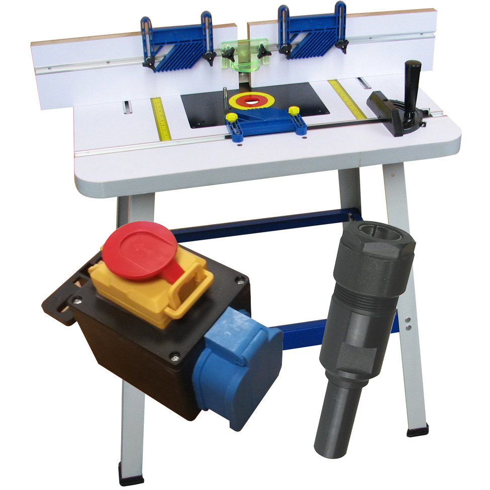 Charnwood Router Table Package - W014P - Poolewood