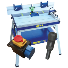 Floorstanding Router Table Package Deal