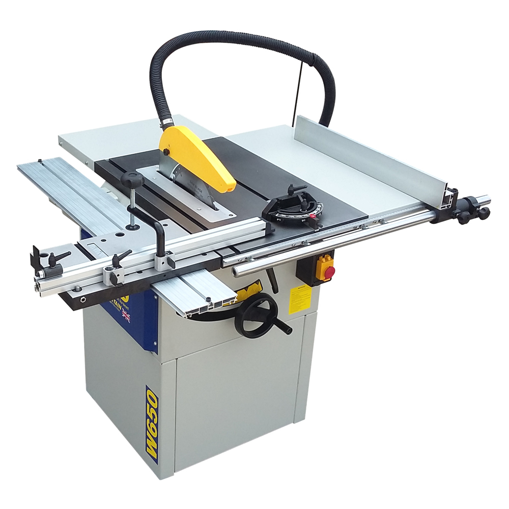 Charnwood W650 10 inch Table Saw