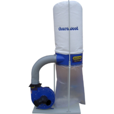 Dust Extractor with 1 micron dust filter