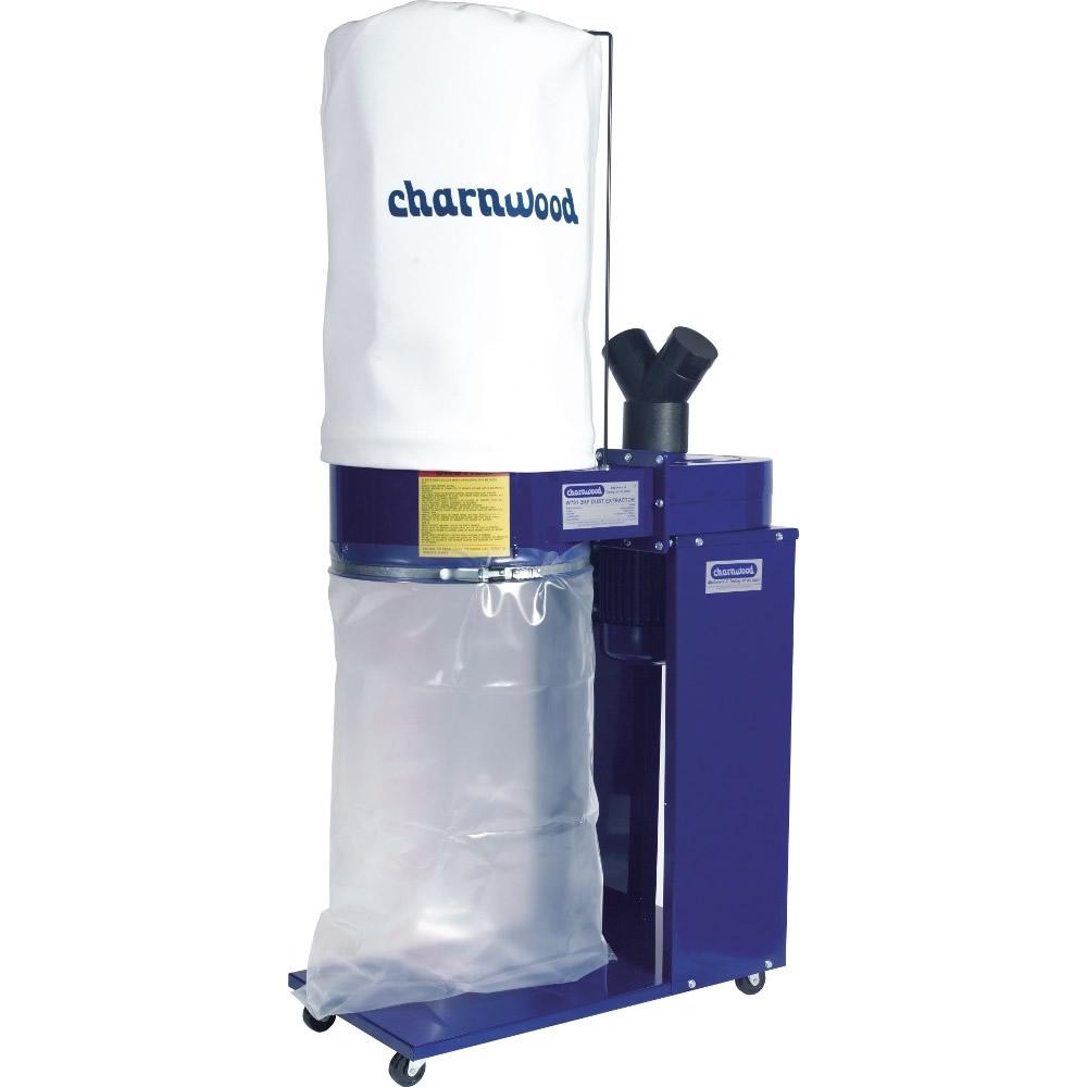 Charnwood W791CF Dust Extractor 240v & 415v