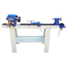 Electronic Variable Speed Midi Lathe with VIPER2 Chuck