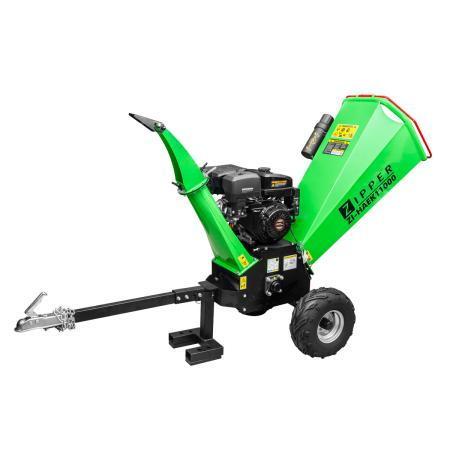 Zipper HAEK11000 petrol garden shredder/chipper