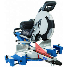 Scheppach HM120L doble bevel sliding mitre saw