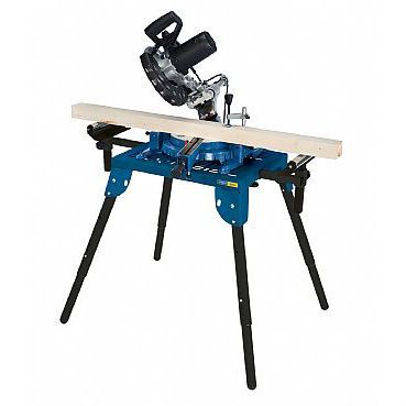 Scheppach MT60P1 mitre saw and stand