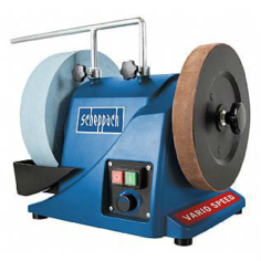 Scheppach Tiger 3000VS wetstone sharpener