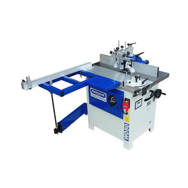 Charnwood W050P Spindle Moulder Package
